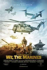 We, the Marines Large Poster