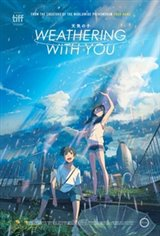 Weathering with You: The IMAX 2D Experience Movie Poster