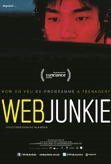 Web Junkie Movie Poster