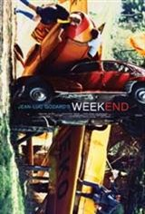 Weekend (1967) Movie Poster