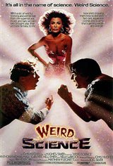 Weird Science Large Poster