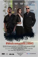 Welcome M1LL10NS Large Poster