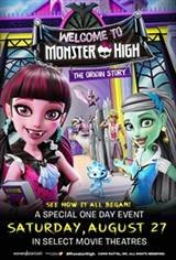 Welcome to Monster High (tm) Movie Poster
