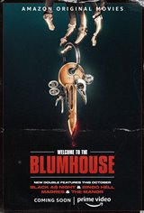 Welcome to the Blumhouse (Amazon Prime Video) Movie Poster