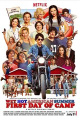 Wet Hot American Summer: First Day of Camp (Netflix) Large Poster