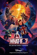 What If...? (Disney+) Movie Poster