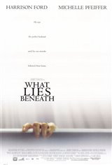 What Lies Beneath Movie Poster