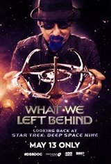 What We Left Behind: Star Trek DS9 Movie Poster