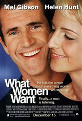 What Women Want Movie Poster