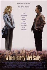 When Harry Met Sally... Large Poster