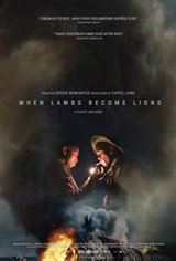 When Lambs Become Lions Large Poster