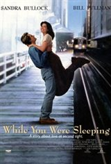 While You Were Sleeping Movie Poster