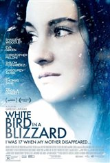 White Bird in a Blizzard Large Poster