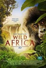 Wild Africa 3D Large Poster