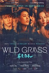 Wild Grass Large Poster