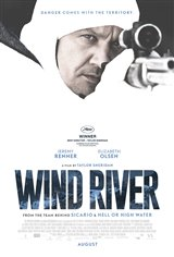 Wind River Movie Poster Movie Poster
