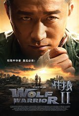 Wolf Warrior 2 Movie Poster