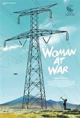 Woman at War (Kona fer í stría) Movie Poster