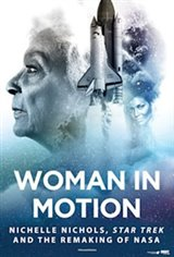 Woman in Motion: Nichelle Nichols, Star Trek and the Remaking of NASA Movie Poster