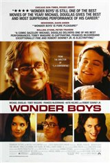 Wonder Boys Movie Poster