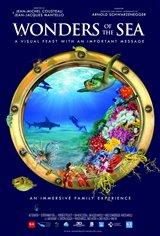 Wonders of the Sea 3D Movie Poster