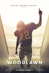 Woodlawn Large Poster