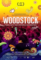 Woodstock: Three Days That Defined a Generation Movie Poster