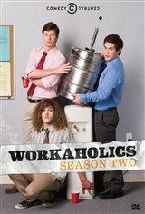 Workaholics: Season Two Movie Poster