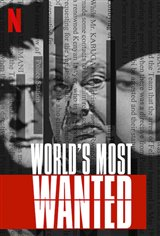 World's Most Wanted (Netflix) Movie Poster