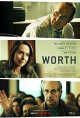 Worth (Netflix) Movie Poster