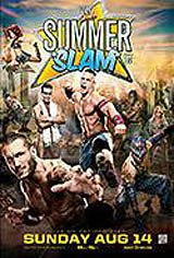 WWE SummerSlam 2011 Movie Poster