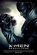 X-Men: Apocalypse Movie Poster