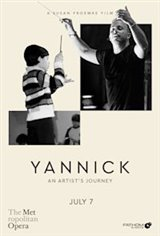 Yannick: An Artist's Journey Large Poster