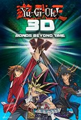 Yu-Gi-Oh! 3D: Bonds Beyond Time Movie Poster