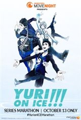 Yuri!!! on ICE Binge Large Poster