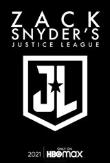 Zack Snyder's Justice League (HBO Max) Movie Poster