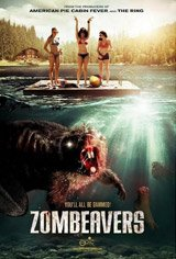 Zombeavers Movie Poster Movie Poster