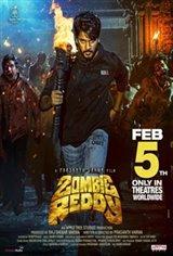 Zombie Reddy Movie Poster