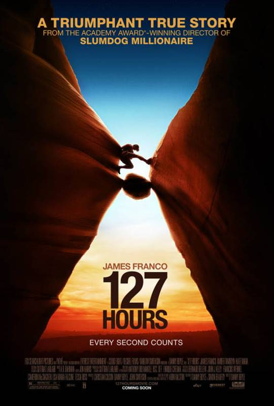 127 Hours Large Poster