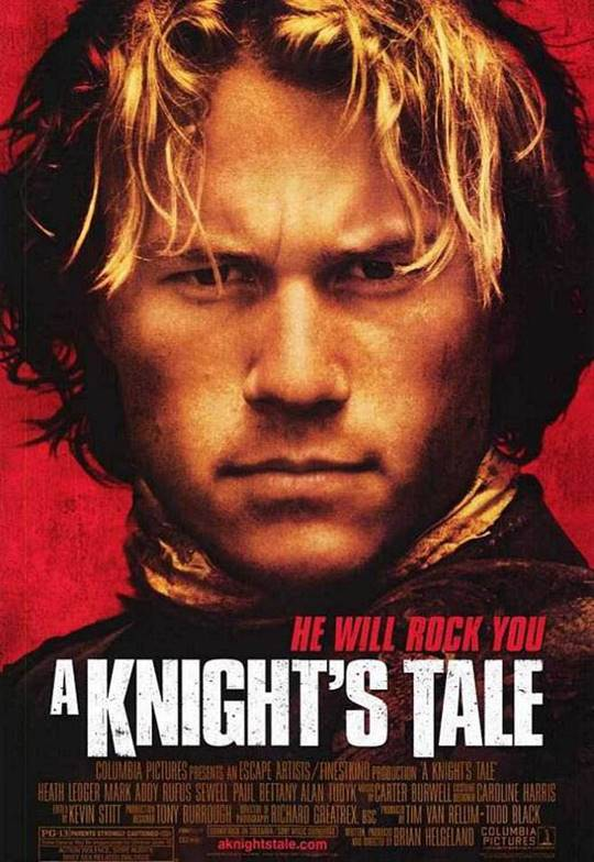 A Knight's Tale Large Poster