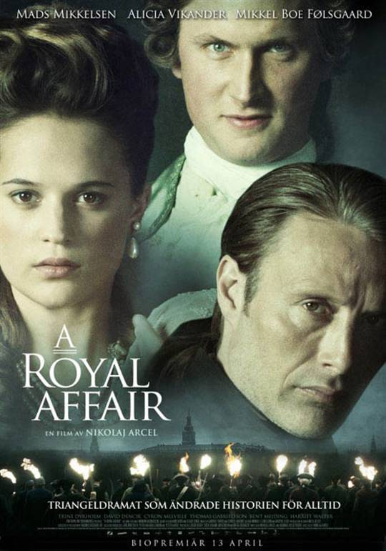 A Royal Affair Large Poster