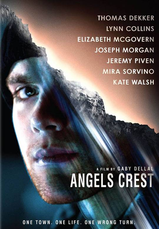 Angels Crest Large Poster
