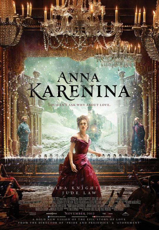 Anna Karenina Large Poster