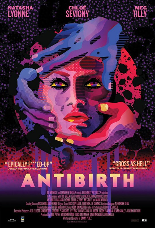 Antibirth Large Poster