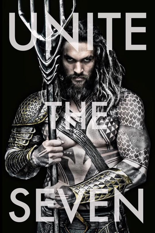 Aquaman Large Poster