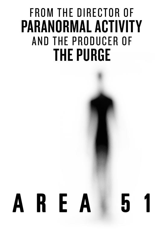 Area 51 Large Poster