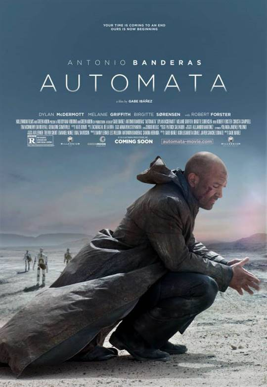 Automata Large Poster
