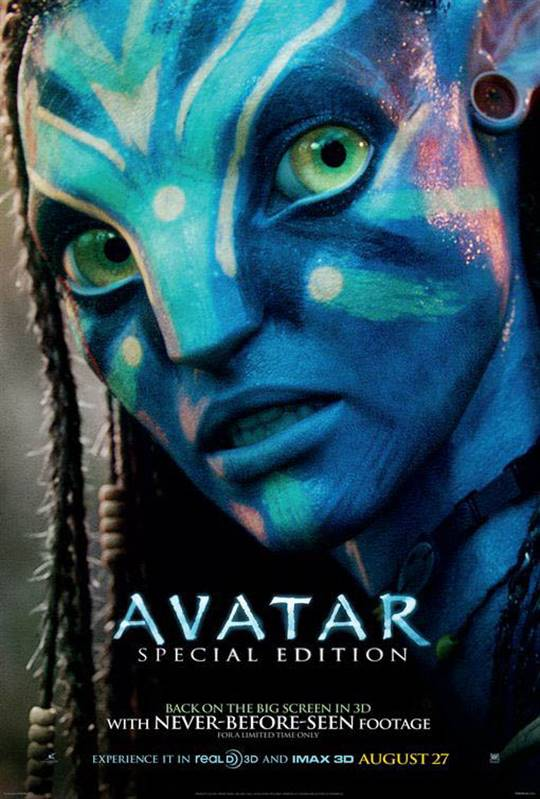Avatar: Special Edition Large Poster