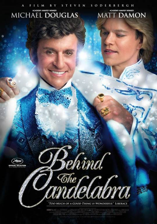 Behind the Candelabra Large Poster