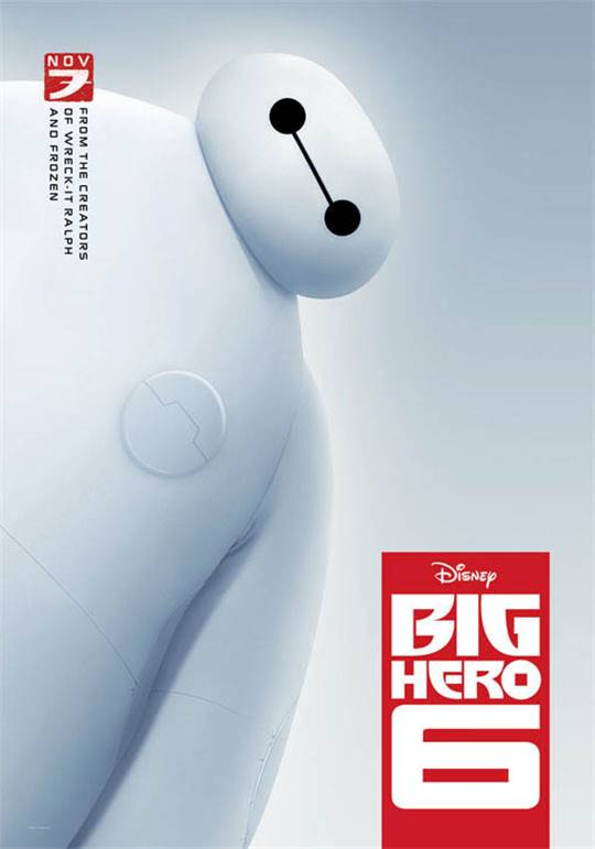 Big Hero 6 Large Poster